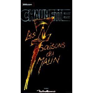 Les sept maisons du malin - Jean-Christophe Chaumette - Livre - Publicité