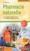 Pharmacie naturelle - Marcela Ullmann - Livre