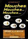 Mouches, mouches, mouches... - A.-E. Mars-Vallett - Livre