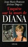 Enquête sur la mort de Diana - Jean-Marie Pontant - Livre