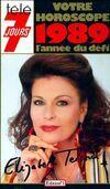 Votre horoscope 1989 l'année du défi - Elizabeth Teissier - Livre