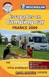 Escapades en camping-car France 2009 - Collectif - Livre