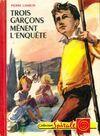 Jacques Rogy entre en scène (trois garçons mènent l'enquête) - Pierre Lamblin - Livre