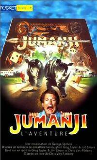 Scott Jumanji, l'aventure - Scott Sorrentino - Livre