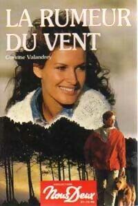 La rumeur du vent - Corinne Valandrey - Livre