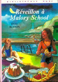 Réveillon à Malory School - Enid Blyton - Livre