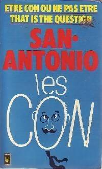 Les Con Tome II - San-Antonio - Livre