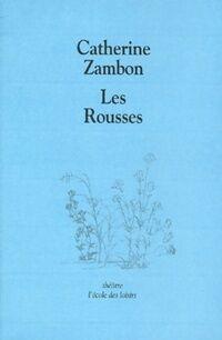 Les rousses - Catherine Zambon - Livre