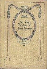 Les deux timides et autres comédies - Eugène Labiche - Livre
