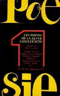 Les poètes de la Revue Confluences - Collectif - Livre