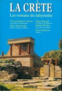 La Crète, les romans du labyrinthe - Poul Anderson - Livre