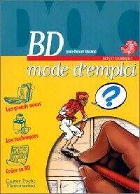 BD mode d'emploi - Jean-Benoît Durant - Livre