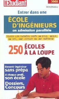 Entrer dans une école d'ingénieurs en admission parallèle - Céline Manceau - Livre