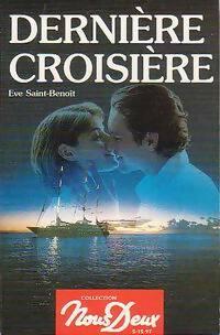Dernière croisière - Eve Saint-Benoît - Livre