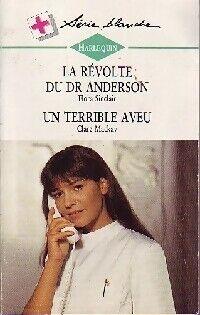 Un terrible aveu / La révolte du Dr Anderson - Claire Sinclair - Livre