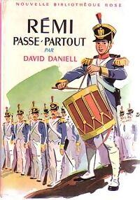 Rémi Passe-partout - David Daniell - Livre