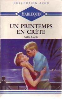 Un printemps en Crète - Sally Cook - Livre