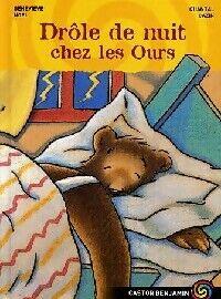 Drôle de nuit chez les ours - Geneviève Noël - Livre