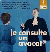 Je consulte un avocat - Pierre Dumesnil - Livre