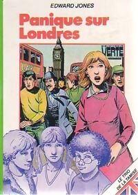 Panique sur Londres - Edward Jones - Livre