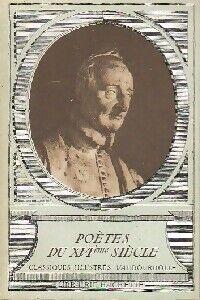 Poètes du XVIe siècle - XXX - Livre
