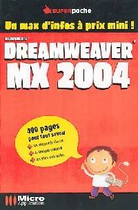 Dreamweaver MX 2004 - Catherine Trouve-Szaibrum - Livre