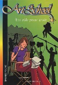 Un rôle pour trois - David Hudson - Livre