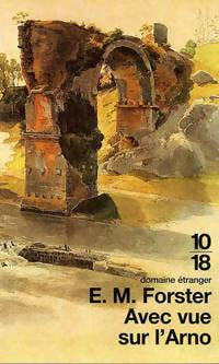 Avec vue sur l'Arno - Edward Morgan Forster - Livre