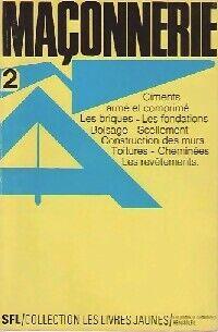 Maçonnerie : Plâtre, ciment, carrelage - Oscar Beausoleil - Livre