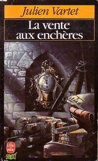 La vente aux enchères - Julien Vartet - Livre