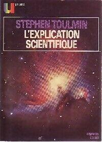 L'explication scientifique - Stephen Toulmin - Livre
