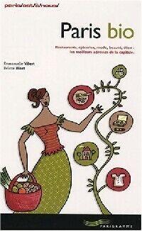 Paris bio - Emmanuelle Binet - Livre