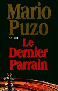 Le dernier parrain - Mario Puzo - Livre