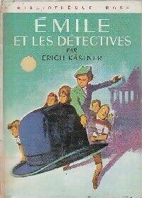 Emile et les détectives - Erich Kästner - Livre