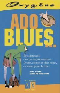 Ado blues - Michel Piquemal - Livre