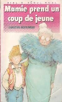 Mamie prend un coup de jeune - Christine Nöstlinger - Livre