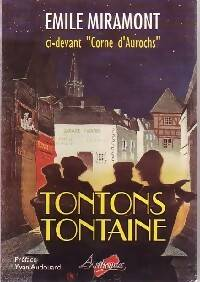 Tontons tontaine - Emile Miramont - Livre