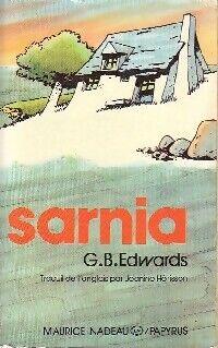 Sarnia - Gerald Basil Edwards - Livre