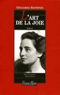 ART L'art de la joie - Goliarda Sapienza - Livre