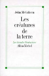 Les créateurs de la terre - John McGahern - Livre