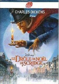 Le drôle de Noël de Scrooge - Charles Dickens - Livre