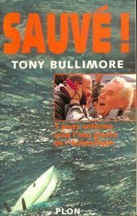 Sauvé ! - Tony Bullimore - Livre