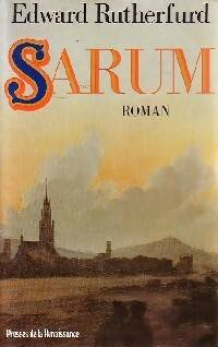Sarum - Edward Rutherfurd - Livre