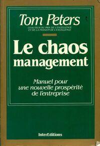 Le chaos management - Tom Peters - Livre