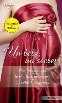 Un bébé, un secret : L'héritier sans nom / Le plus beau des secrets / Un bébé de sang royal - Mélanie Orwig - Livre