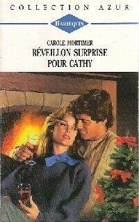 Réveillon surprise pour Cathy - Carole Mortimer - Livre