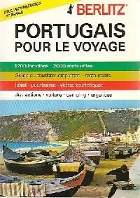 Portugais pour le voyage - Inconnu - Livre