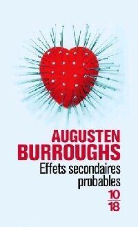 Effets secondaires probables - Augusten Burroughs - Livre