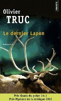 Le dernier lapon - Olivier Truc - Livre