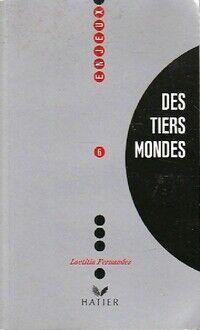 Des tiers mondes - Laetitia Fernandez - Livre